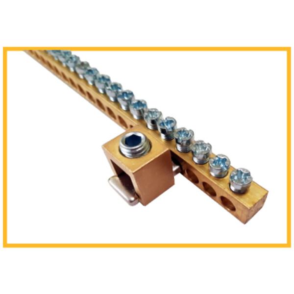 MPIN, 35mm2/16mm2, HEX Bekötő blokk