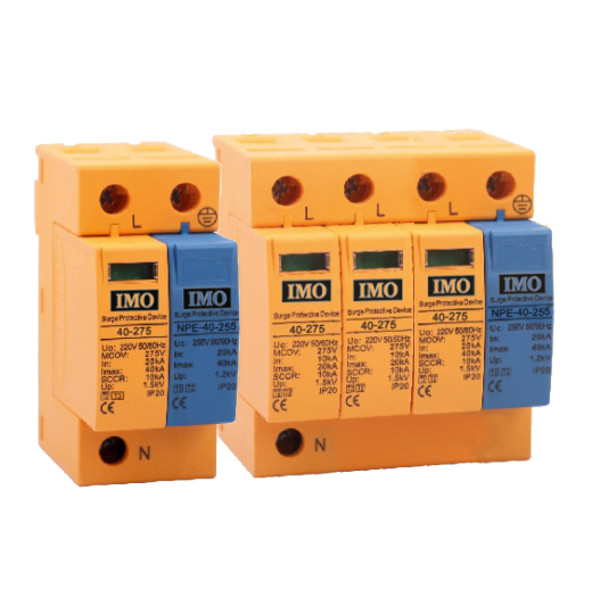 IMO surge arresters